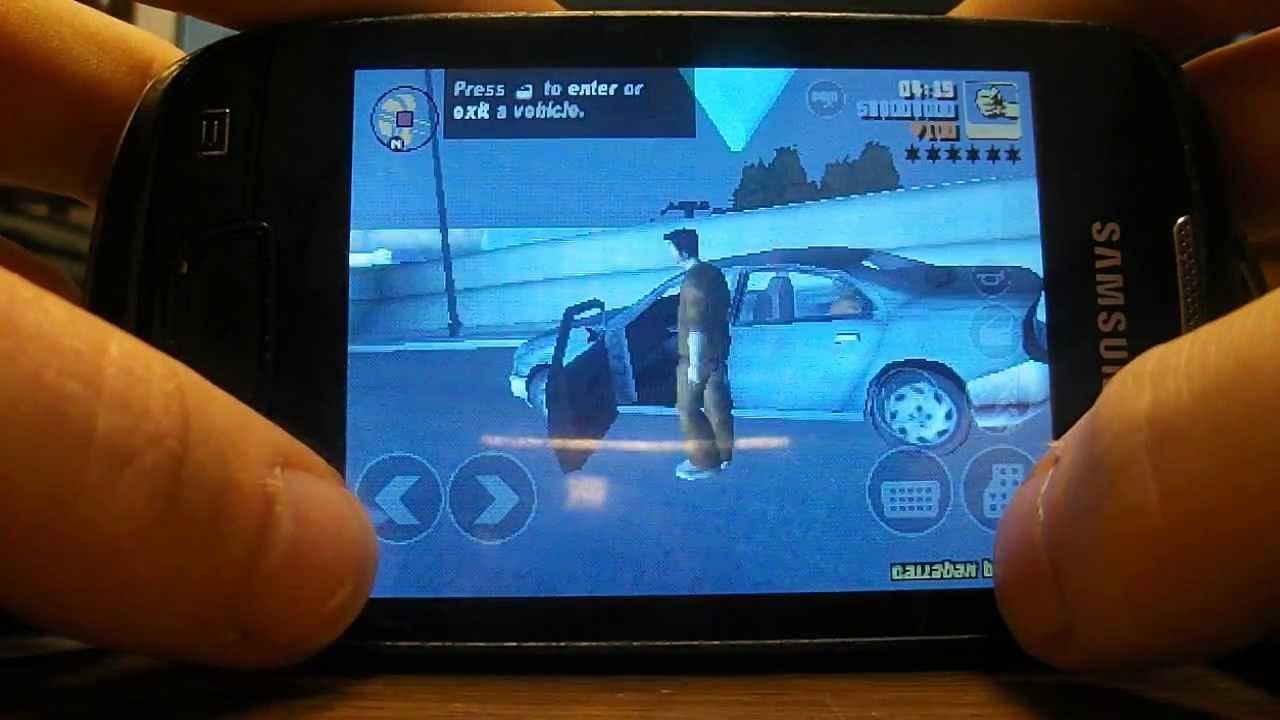 How to download & install grand theft auto 3 game free any android.