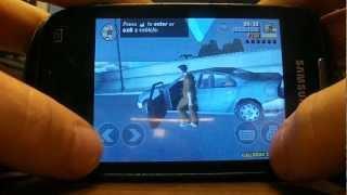 Grand Theft Auto III (Qvga or Galaxy mini)
