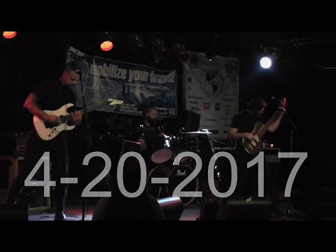 Mindscar at Herman's Hideaway in Denver 4-20-2017