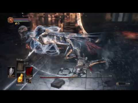Dark Souls 3 DS3 - Dancer of Boreal lvl 21 solo