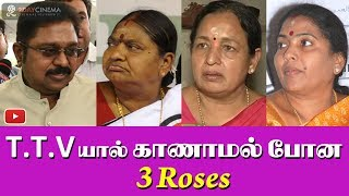 TTV Dinakaran is back - But the three roses are missing from ADMK - 2DAYCINEMA.COM