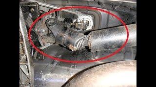 кИА Соренто. Замена кардана на передние колеса