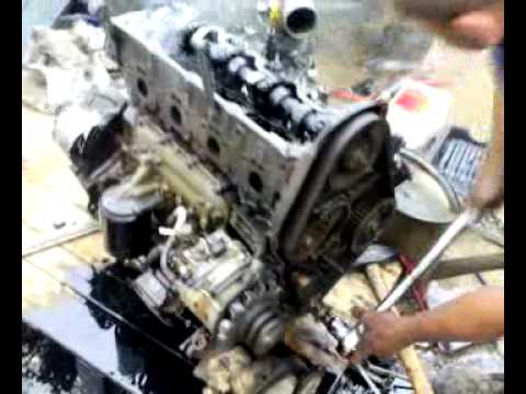 toyota 2l diesel 2 4 youtube rh youtube com toyota 3l diesel workshop manual toyota 3l diesel workshop manual