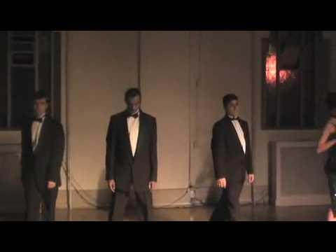 Toronto Lindy Hop Homegrown Cabaret 2008 -  Since I Fell for You