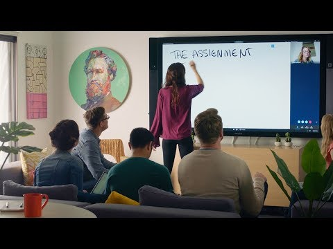 Microsoft Whiteboard App: The collaborative online whiteboard
