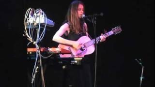 """JUANA MOLINA """"el desconfiado"""" live in Harrisburg, PA june 7, 2005"""