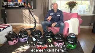 Numatic algemene info Henry, Harry en Hetty series, productvideo, uitleg