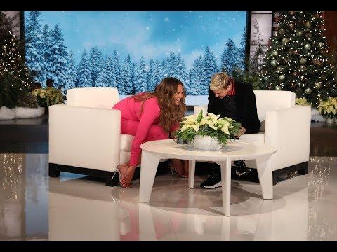 Chrissy Teigen Hates Her Feet