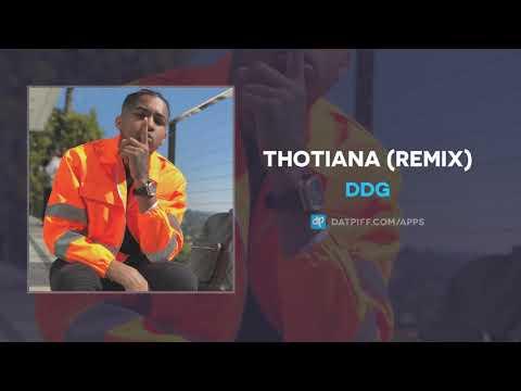 "DDG ""Thotiana"" (Remix)"