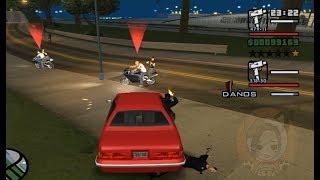GTA SA - Misión: Ran Fa Li - 2 Jugadores [Muestra]