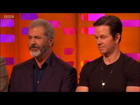 Mels best bits from Daddys Home2 chatshow appearance