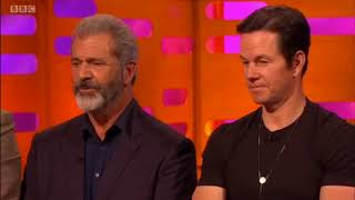 Mel's best bits from Daddy's Home2 chatshow appearance