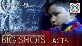 Little Big Shots Philippines: Worth | 8-year-old Little Picasso of the Philippines