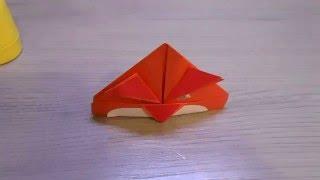 Поделки из бумаги.  Как сделать Angry Birds. Paper crafts. How to make Angry Birds