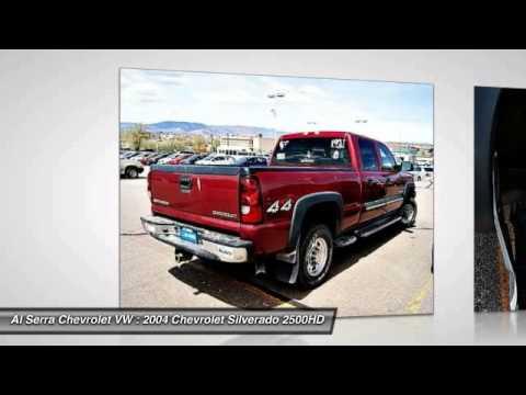 Al Serra Colorado Springs >> 2004 Chevrolet Silverado 2500hd Colorado Springs Denver Castle Rock 14863y