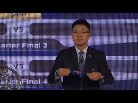 AFC Champions League 2017 - Official Draw