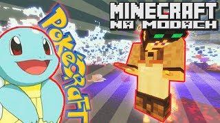 ⛰ POCZĄTEK MYSTCRAFT   START POKECRAFT  ◾️ #004 ◾️ Minecraft na modach PL