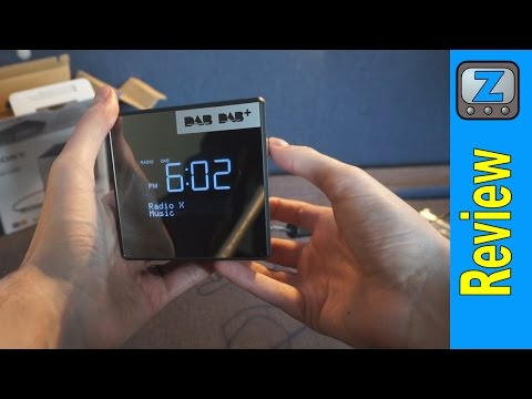 Sony XDR-C1DBP Clock Radio Review