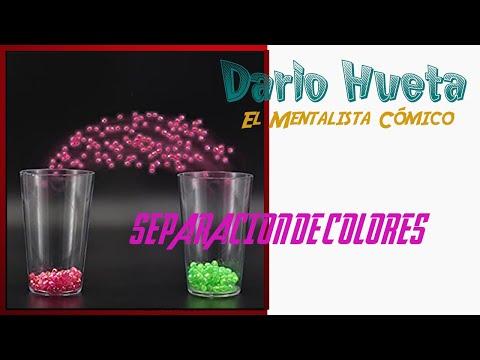 Separación de colores video