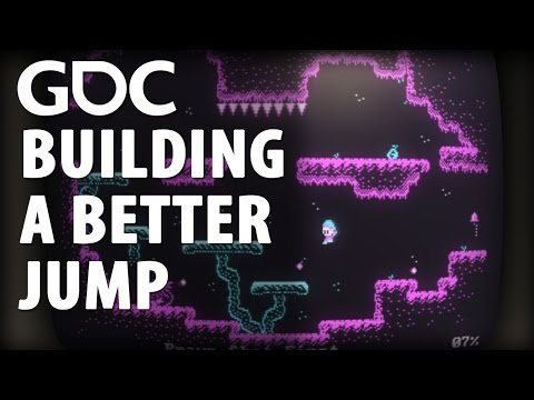 Math for Game Programmers: Building a Better Jump