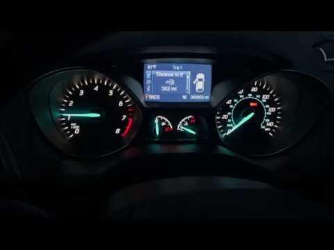 Fix Brake Light Bulb Fault 2014 Ford Escape SE 1 6L Ecoboost