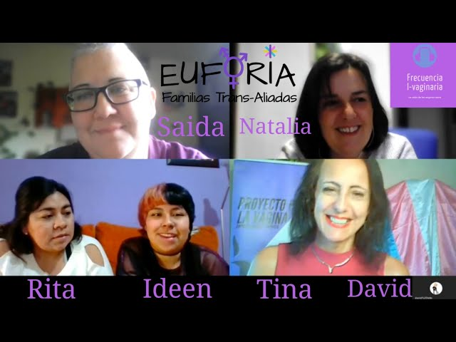Euforia FTA en Frecuencia I-vaginaria