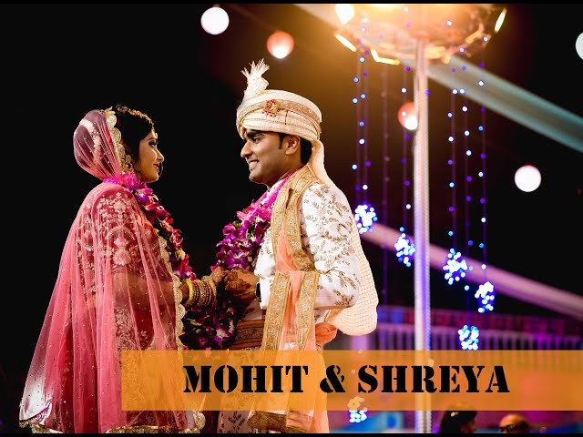 Mohit & Shreya    Wedding Teaser ❤ MOH-MEMORIES OF HAPPINESS ❤