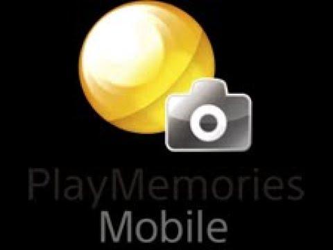 Playmemories Sony
