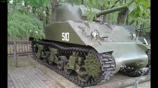 Шерман, Т-34, сравнение.