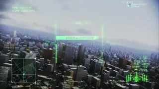 エースコンバット・インフィニティでバンダイナムコゲームス本社を攻撃すると・・・ thumbnail