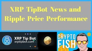XRP TipBot App News and Ripple Price Performance