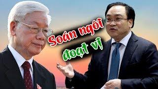 Vì sao BCT họp kín, đôn gấp Hoàng Trung Hải lên ghế TBT thay Nguyễn Phú Trọng vào thời điểm này?