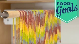 SaltySeattle's Colorful Pasta | Food Network