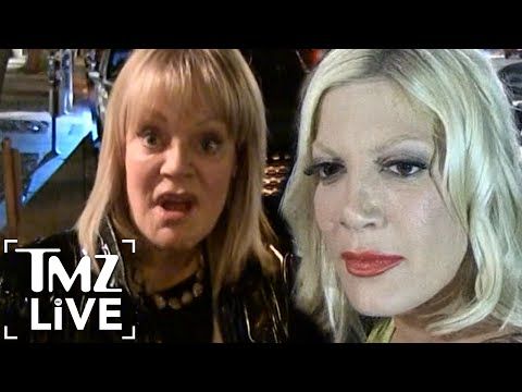 Tori Spelling: No Sympathy From Mom Candy  TMZ Live