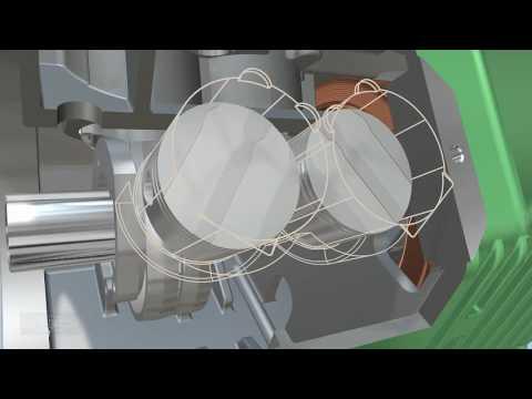 BITZER Semi-Hermetic Reciprocating Compressor