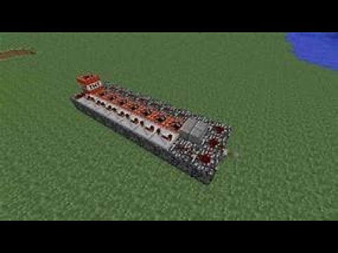 TUTO- COMMENT FAIRE UN CANON A TNT MINECRAFT !