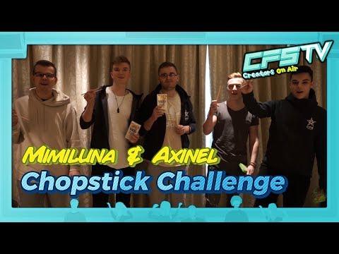 [CFS 2018 Creators] Chopstick Challenge