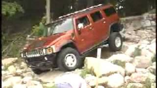 Hummer H2, Car Review.