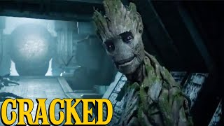 5 Reasons Groot Is the Greatest Hero of the 21st Century (Guardians of The Galaxy)