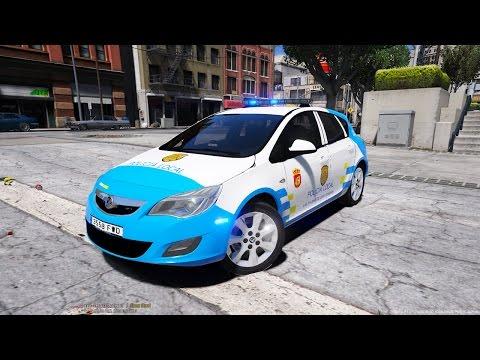 GTA V LSPDFR: Dia 42 Policia Local de Las Palmas de Gran Canaria