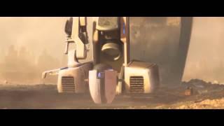 Walle Spaceship Hydraulics