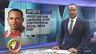 TVJ Sports News: Investigations into Marlon Samuels IG Post Launched - December 13 2019