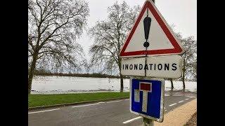 Inondations : édition spéciale sur France 3 Bourgogne