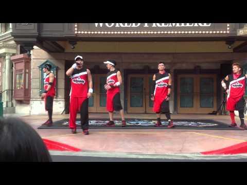 Rockafellas Streetboys Universal Studios 05262013