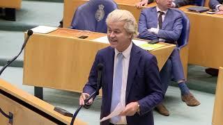 Geert Wilders legt Rob Jetten uit hoe de economie werkt
