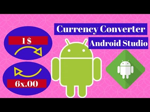 Android Currency Converter #1