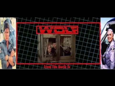 Hawk & Dom in Airwolf With No Weapons