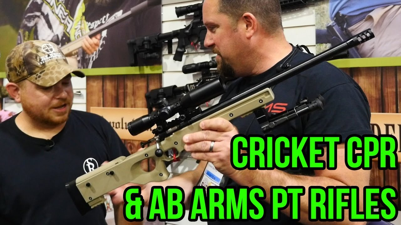 Keystone & AB Arms 22lr Rifles | NRA 17