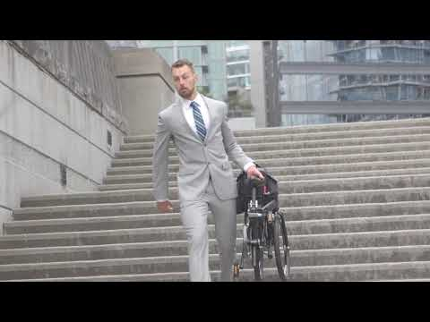 DAHON Speed Uno Folding Bike - Going Multi-modal In Canada, By Live To Play