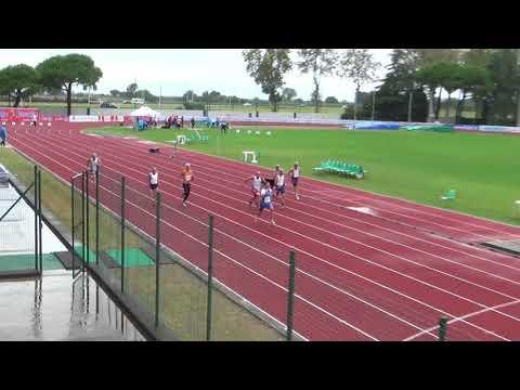 EMAC Veneza 2019   100m M70   Final